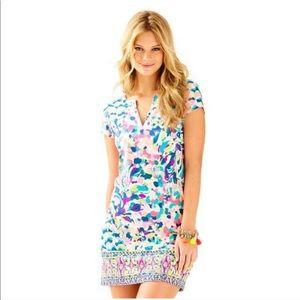 Lilly Pina Colada Club Dress!!